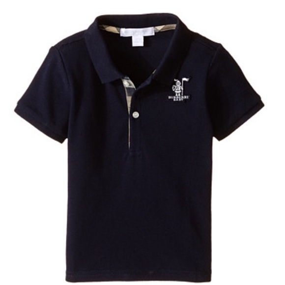 afbc2547a8be Burberry Other - Burberry Baby Boys Polo 3T